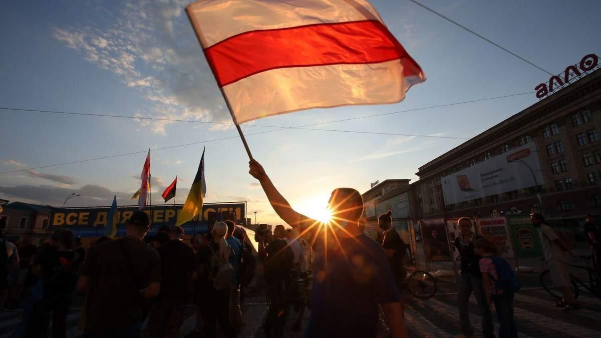 Как Украина играет в прятки с Беларусью