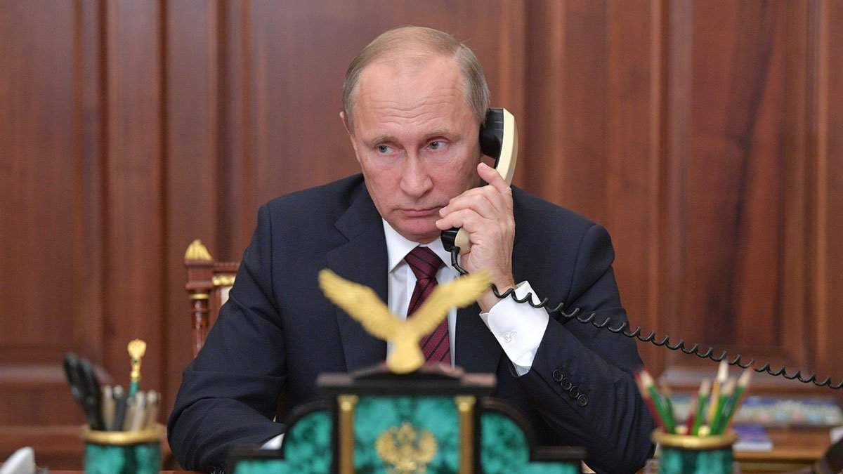 Путін привітав Байдена з перемогою на виборах -