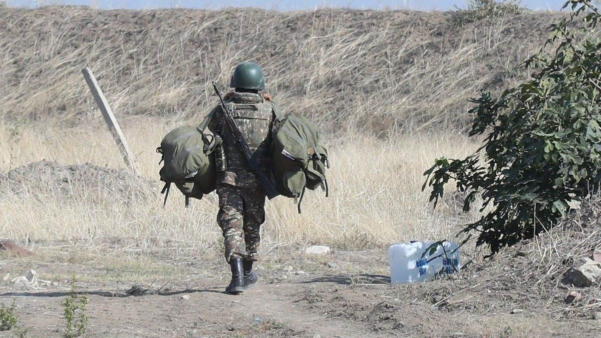 Вірменія та Азербайджан - скільки загинуло в Карабасі - Канал 24