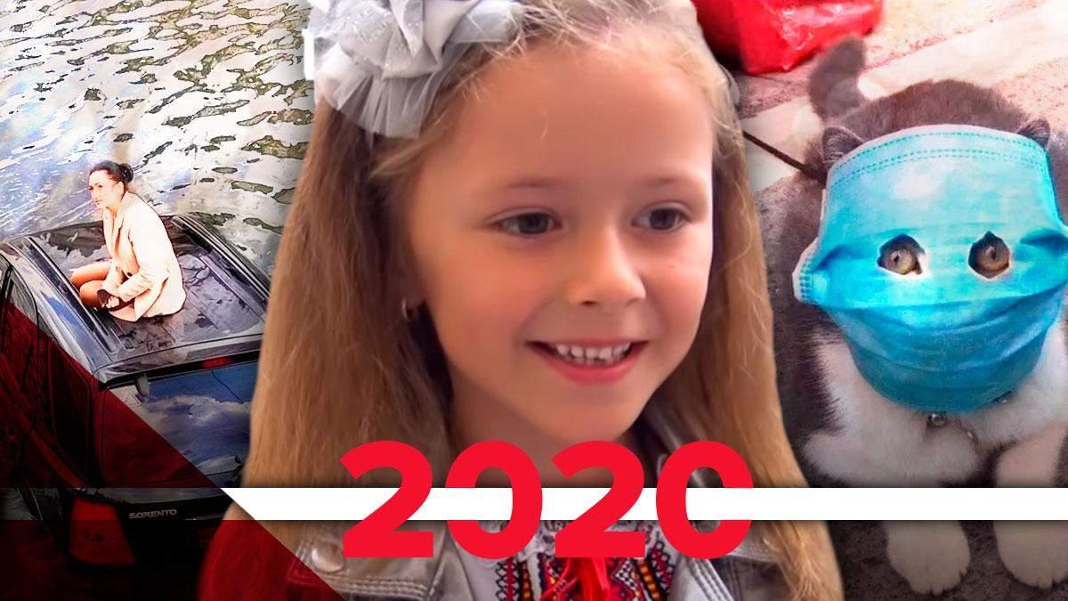 Курйози 2020 року: відео та фото кращої добірки року
