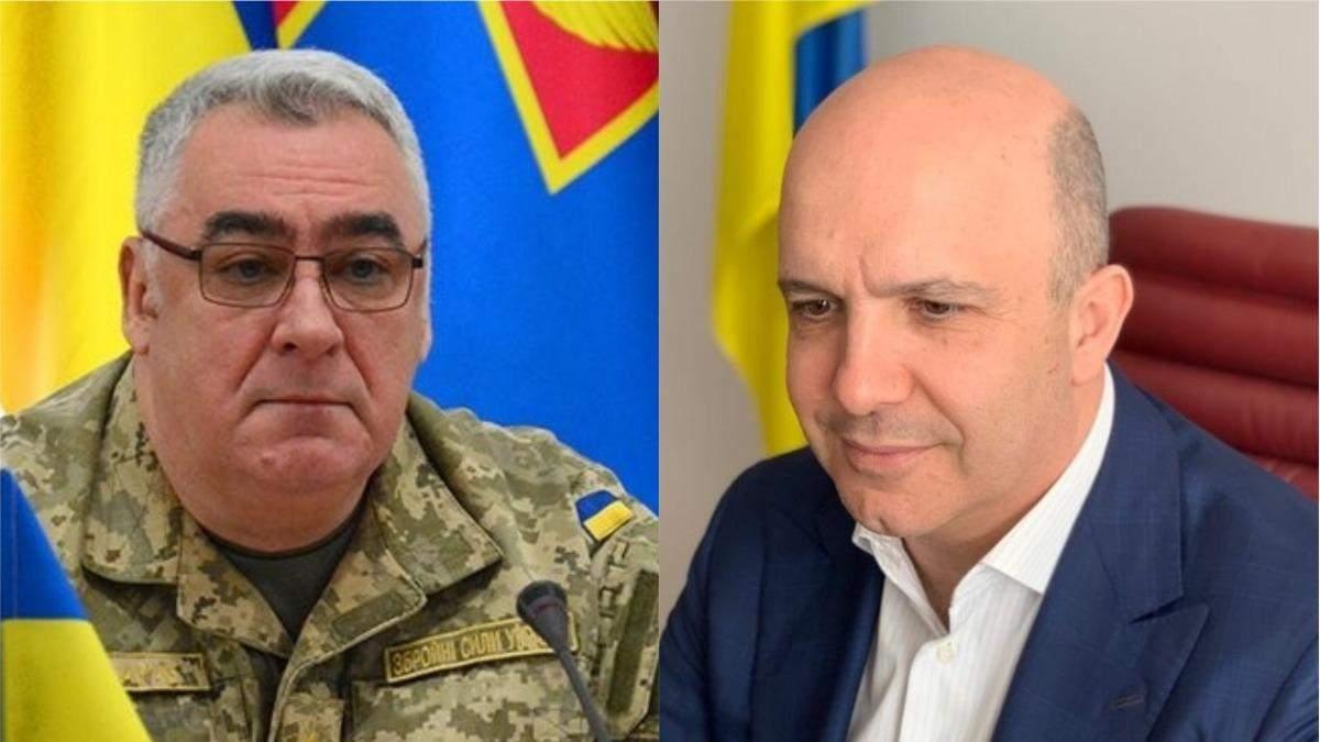 Руководители Минэкологии и Минветеранив подали в отставку