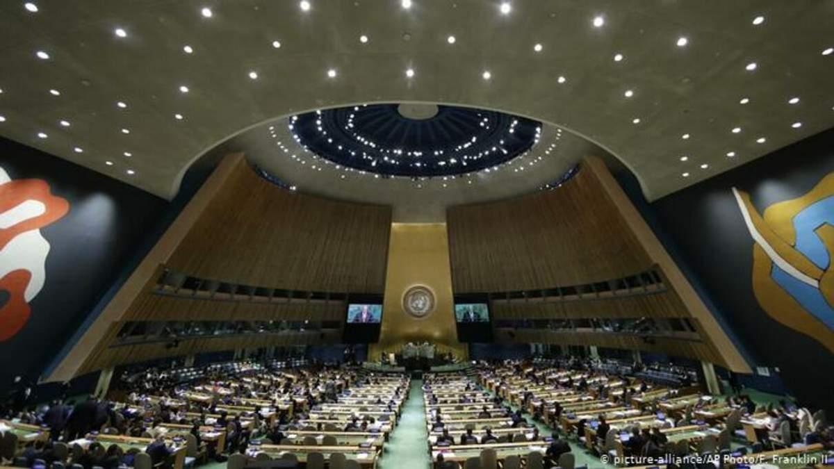 Генассамблея ООН приняла резолюцию по Крыму: реакция США