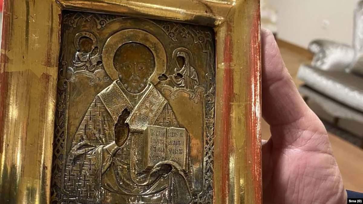 В Сараево Лаврову подарили украинскую икону: Украина направила ноту