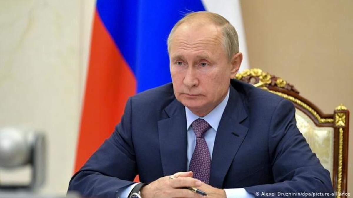 Путін назвав умови виведення російських військ з Придністров'я