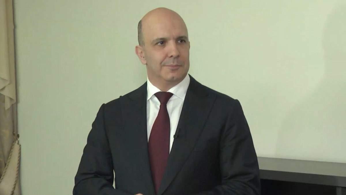 Про зарпалату та справу НАБУ проти дружини: інтерв'ю з Абрамовським