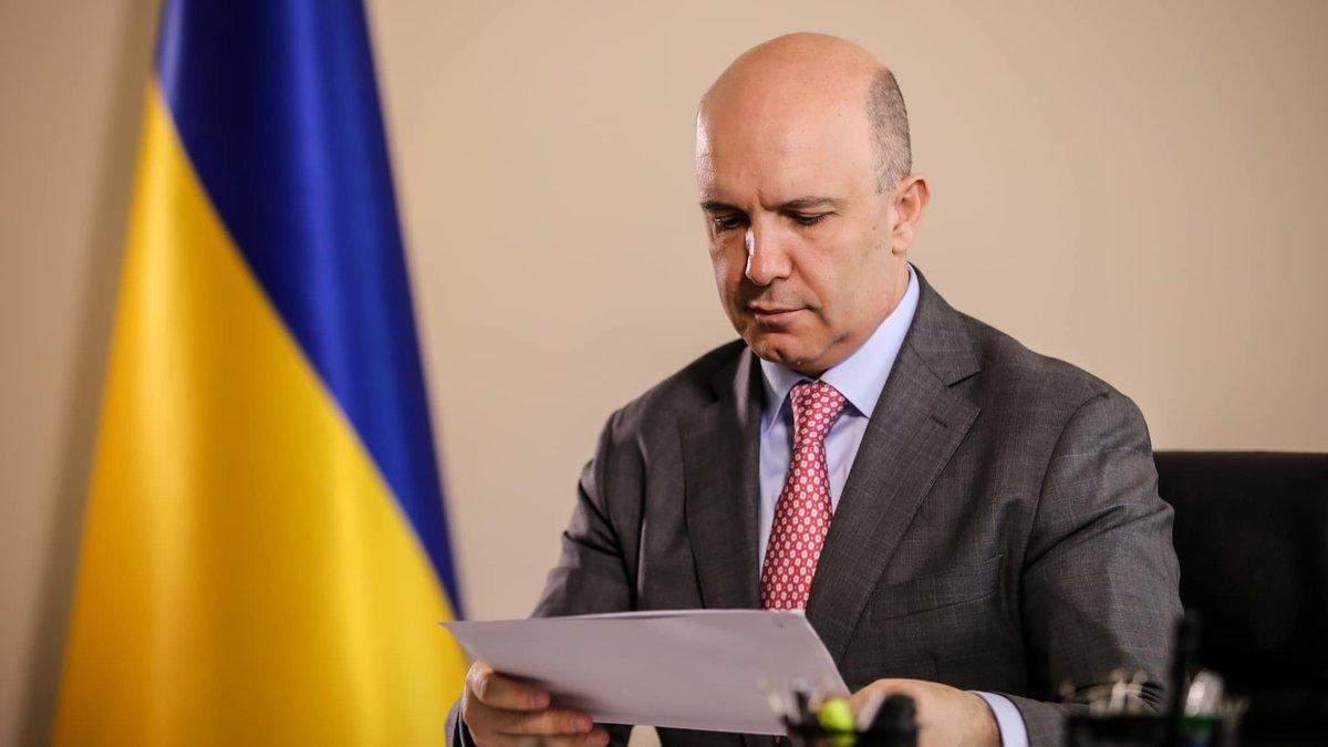 Скільки заробляє міністр екології Абрамовський: сума