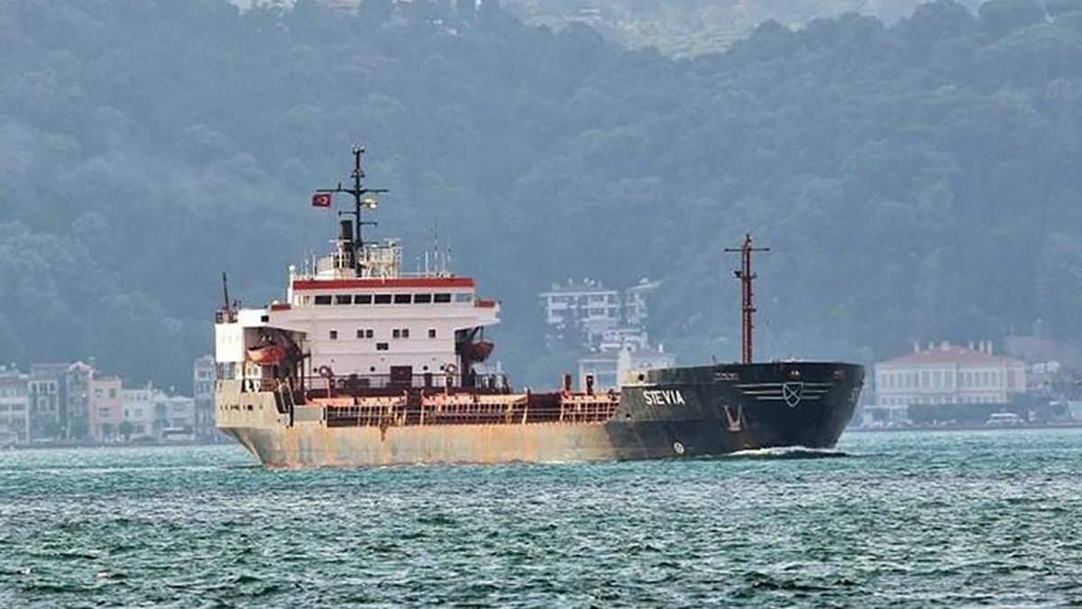 У берегов Нигерии пираты атаковали албанский сухогруз STEVIA и захватили в плен не менее 6 украинцев: что известно