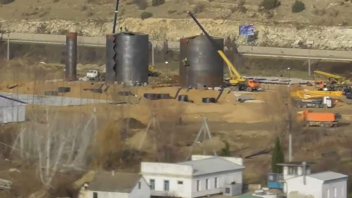 Проблеми з водою у Криму: окупанти хочуть збудувати новий водозабір для потреб військових