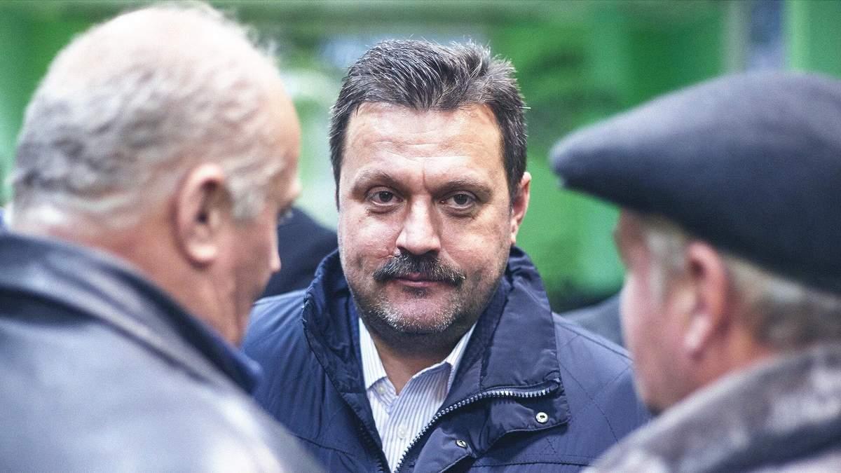 Офіс генпрокурора відкрив справу про державну зраду Деркача: також його звинувачують у втручанні в роботу посадовця