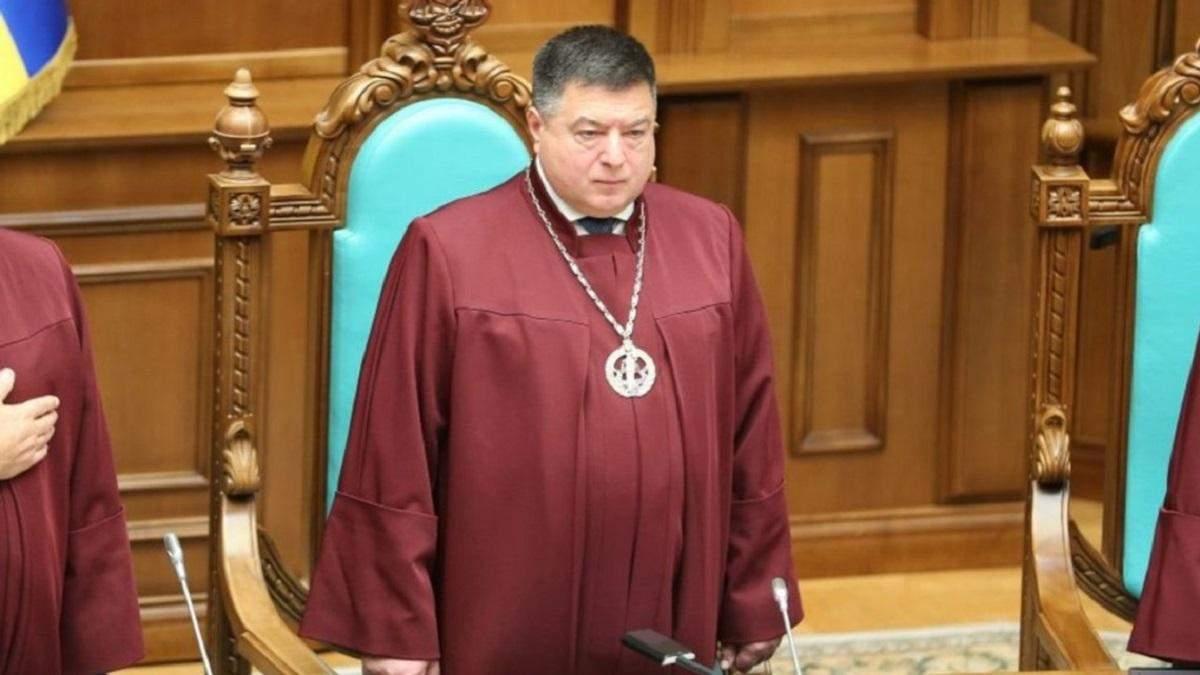 Плівки голови КСУ Олександра Тупицького: корупція судді