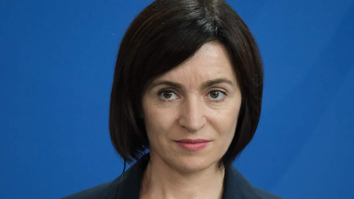Санду вступила на посаду президентки Молдови: деталі інавгурації