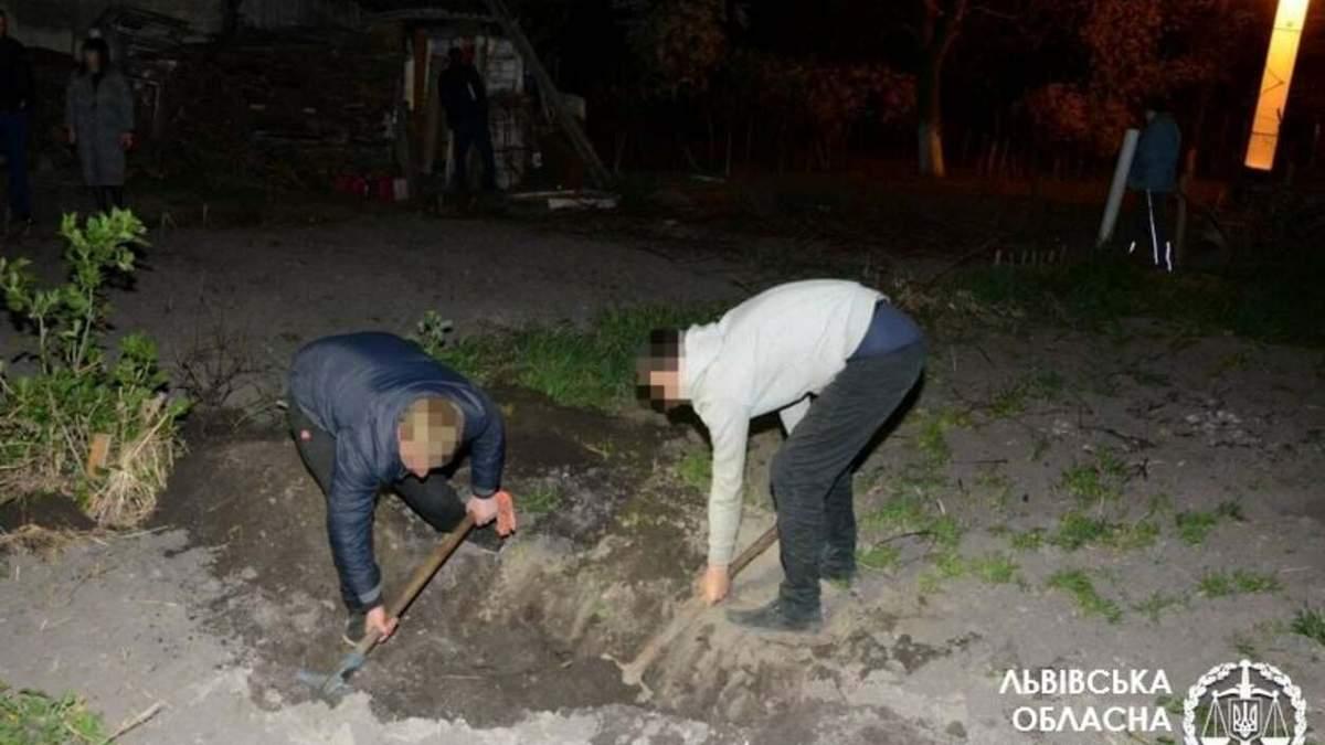 На Львівщині підлітки жорстоко вбили свого знайомого через вигаданий борг: фото