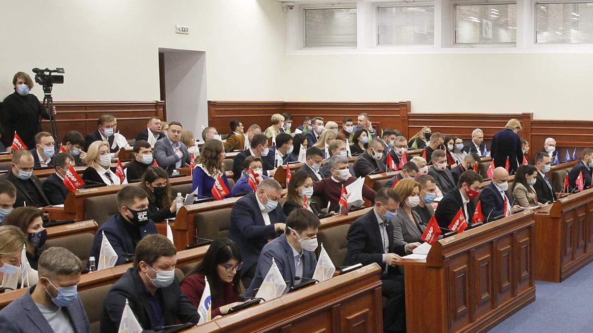 Київрада 24.12.2020 ухвалила бюджет столиці на 2021 рік