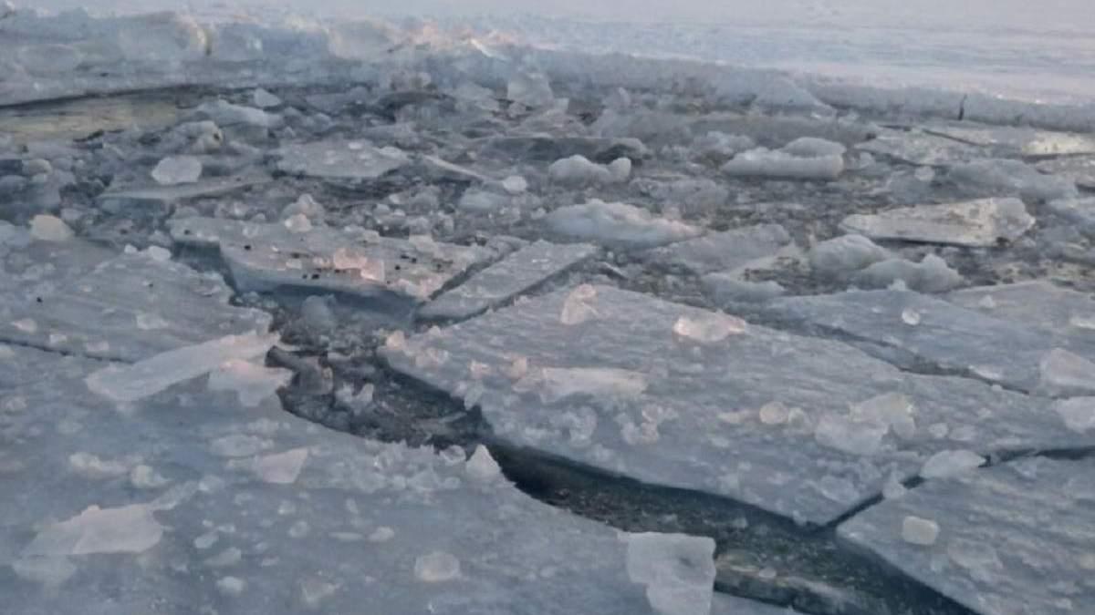 На Черкащині втопилися 2 рибалок 25.12.2020: деталі трагедії