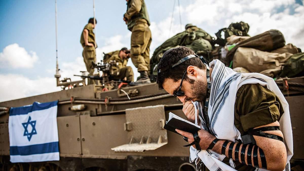 Израиль атаковал объекты в секторе Газа в ответ на обстрел