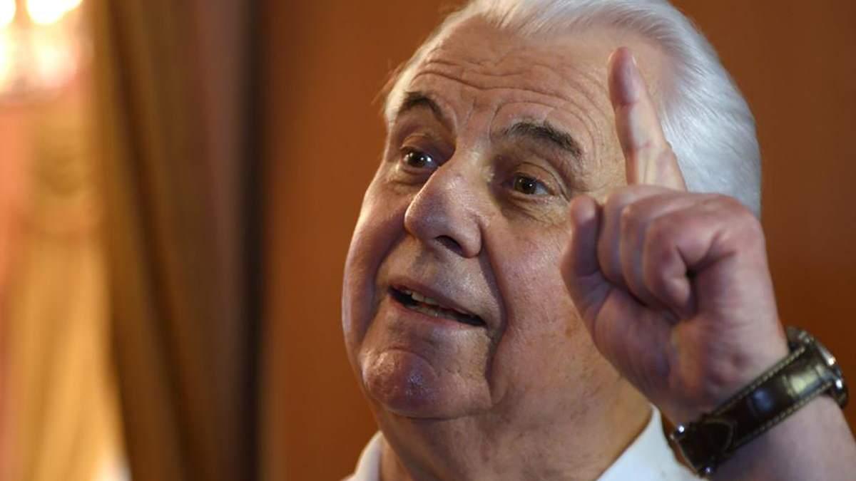 Кравчук объяснил заявление Зеленского по всеобщей мобилизации