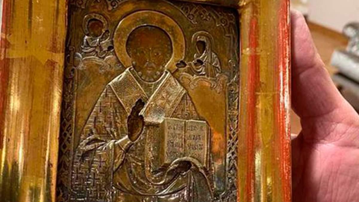 Как украинская икона, подаренная Лаврову, попала в Боснию: версия