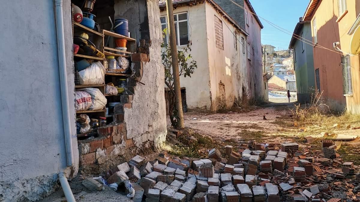 У Туреччині стався сильний землетрус магнітудою 5,5, жертв немає