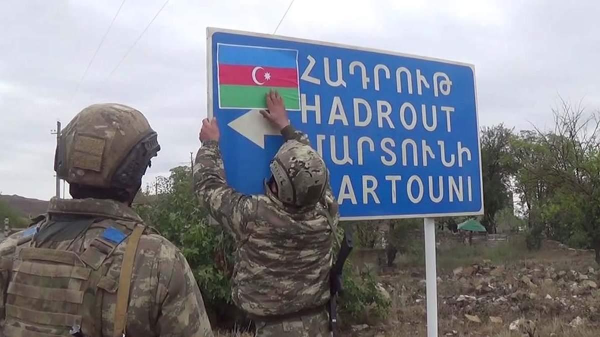 Сколько военных Азербайджана погибли в Нагорном Карабахе