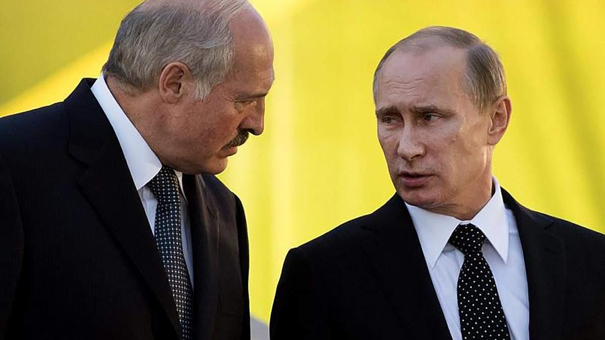 Росія готує захоплення влади в Білорусі в обхід Лукашенка