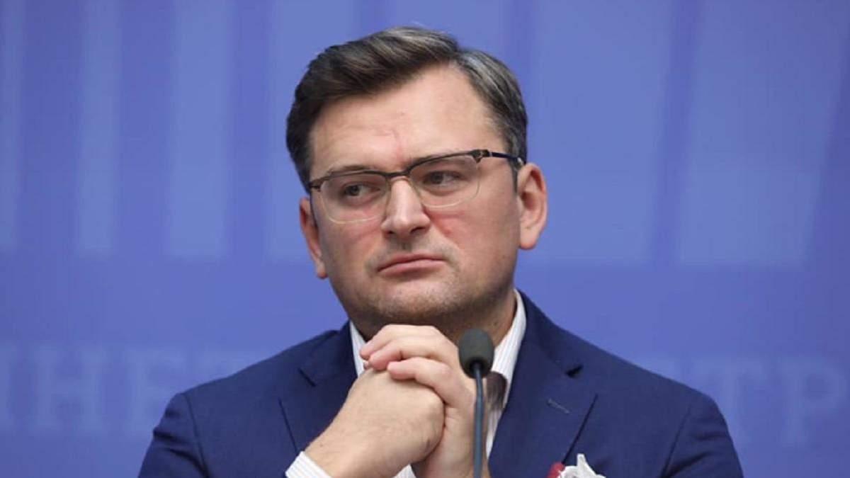 Кулеба відповів критикам Маркарової на пост посла США