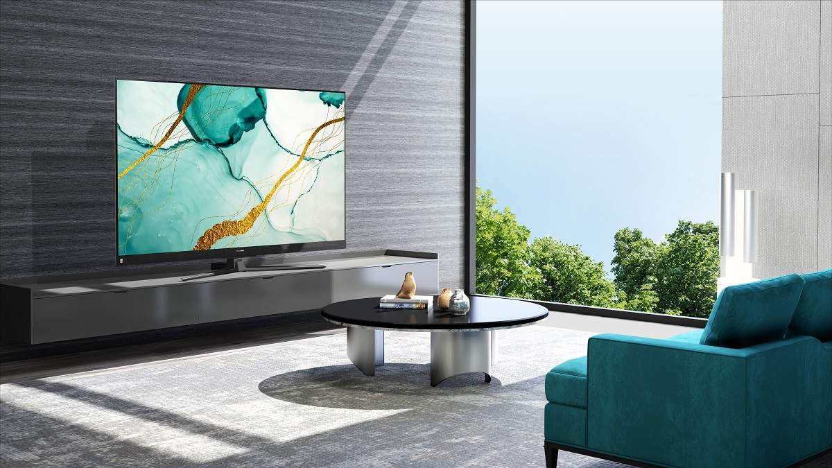 Кінотеатр вдома: телевізор Hisense U8QF – характеристики, огляд