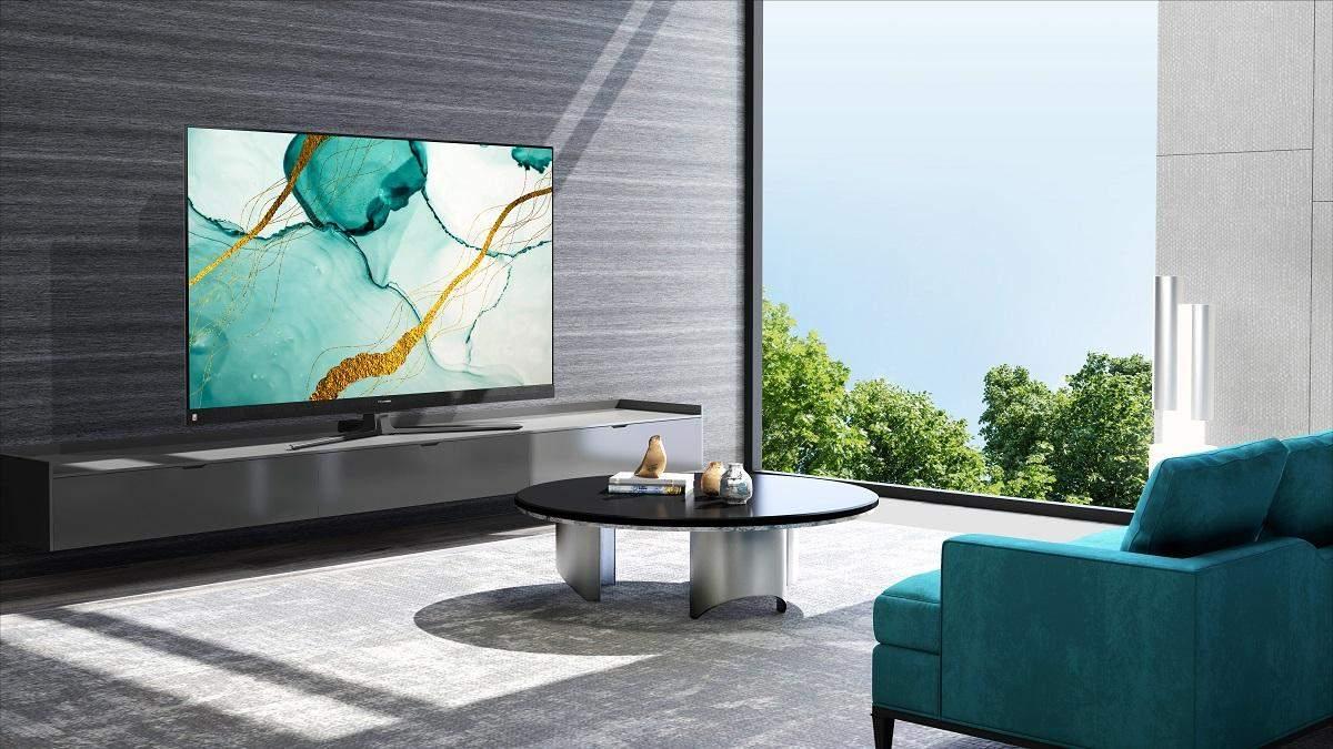 Кинотеатр дома: телевизор Hisense U8QF – характеристики, обзор