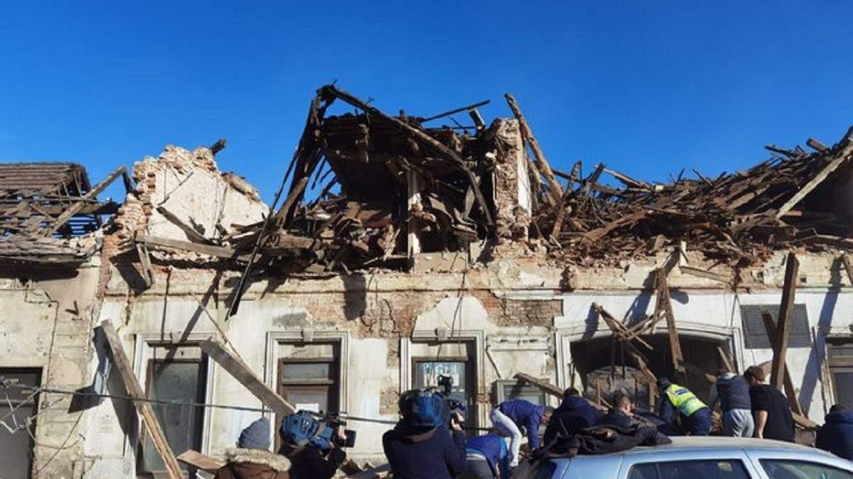 Землетрясения в Хорватии: есть ли среди пострадавших украинцы
