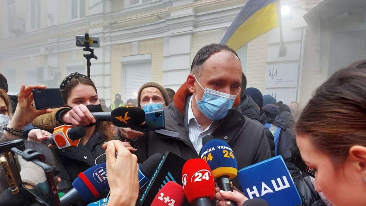 Мера пресечения для Татарова: прокуроры отзывают ходатайства