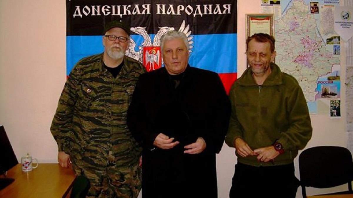 Манекін Роман - бойовики кинули на підвал свого ж спільника - Новини