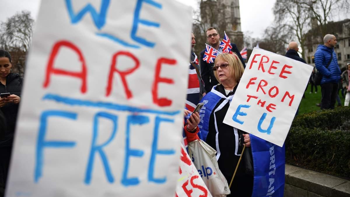 Британія залишає Євросоюз: що тепер чекає на країну