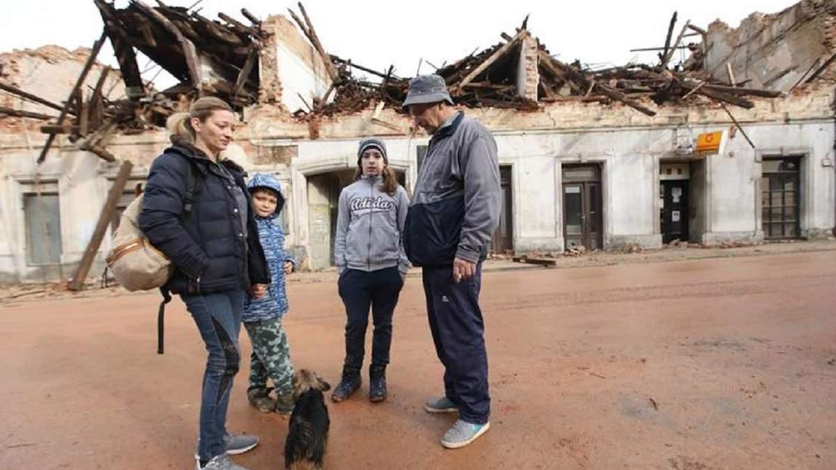 Хорватію 4 день поспіль трясе: де зафіксували нові землетруси
