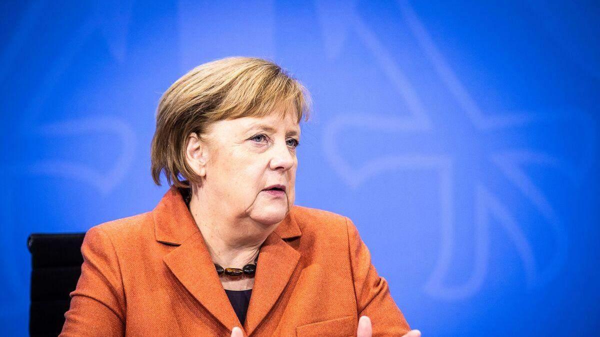 Меркель заявила, що у 2020 виступить з останнім новорічним привітанням