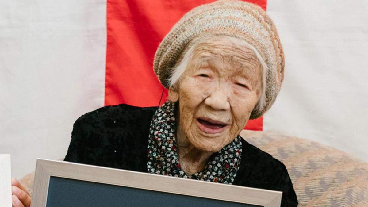 Найстаріша жителька планети 2 січня 2020 відзначає 118-річчя