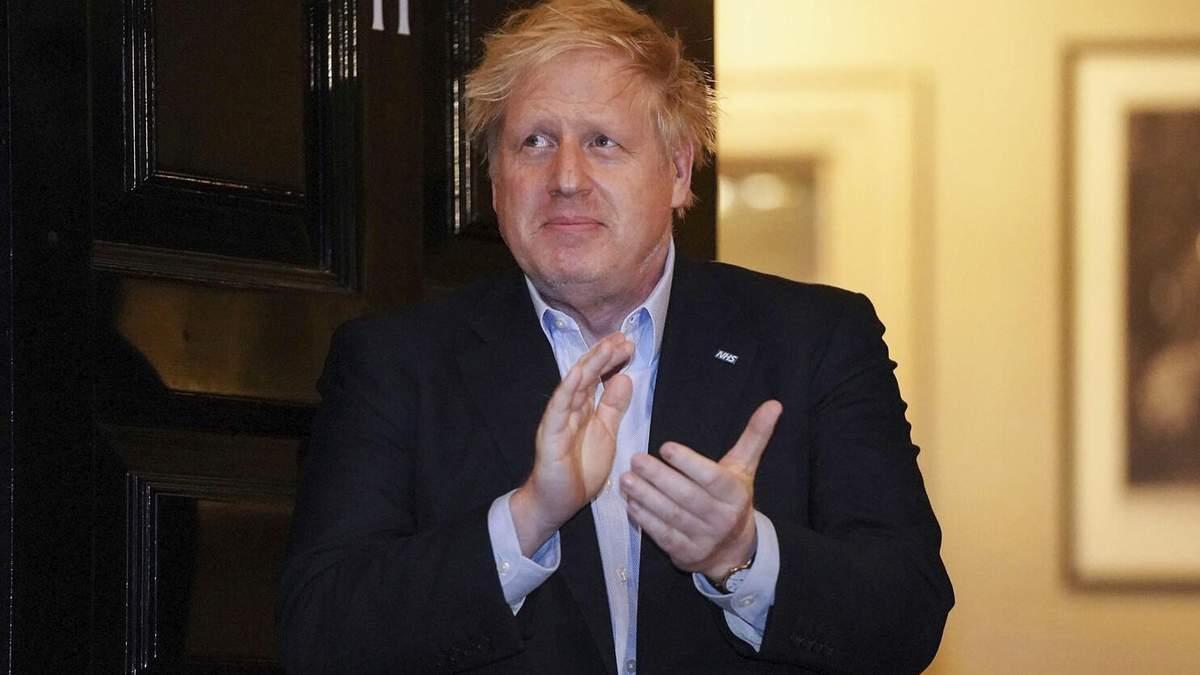 Джонсон виключає можливість референдуму про незалежність Шотландії