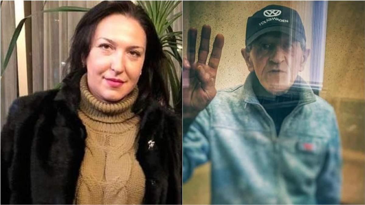У Криму побили дружину та доньку політв'язня Приходька