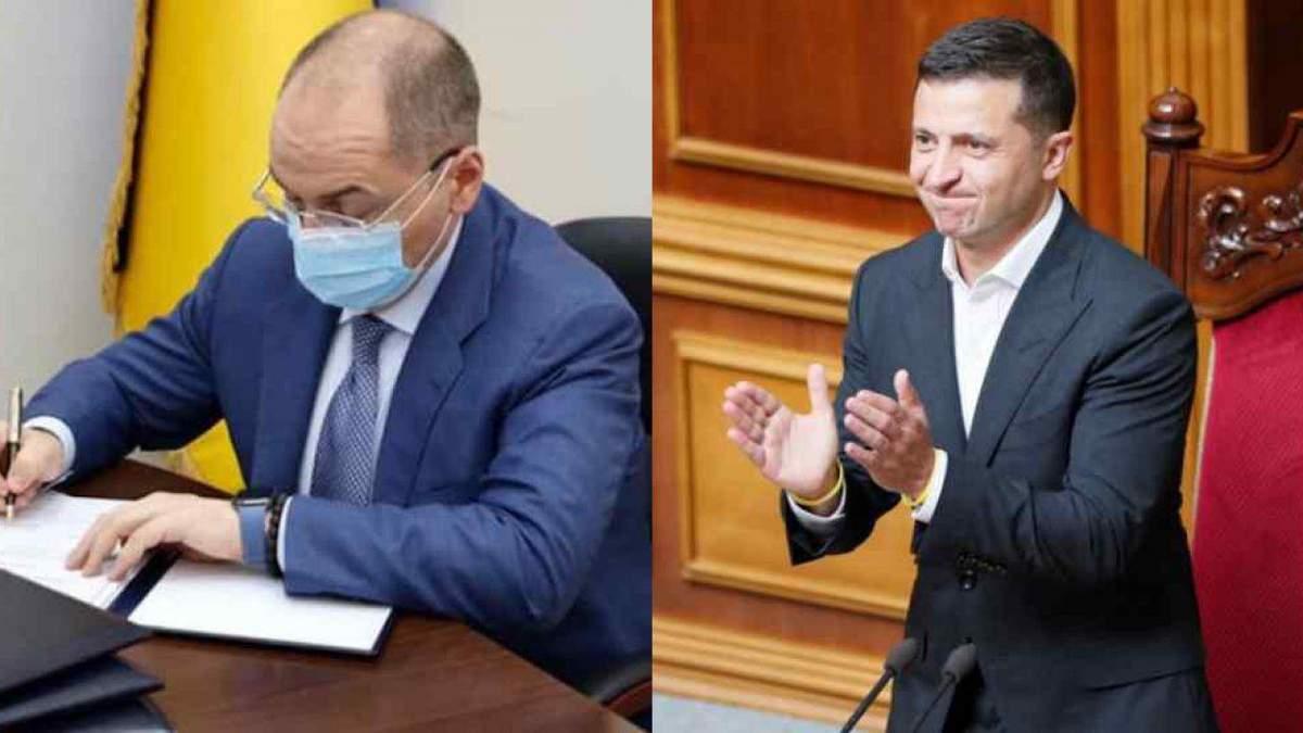 Махінації Степанова, вакцина , Зеленський проти КСУ - Новини