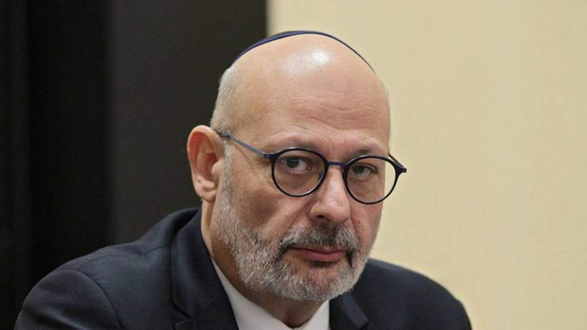 Посол Ізраїлю в Україні назвав Бандеру спільником нацистів