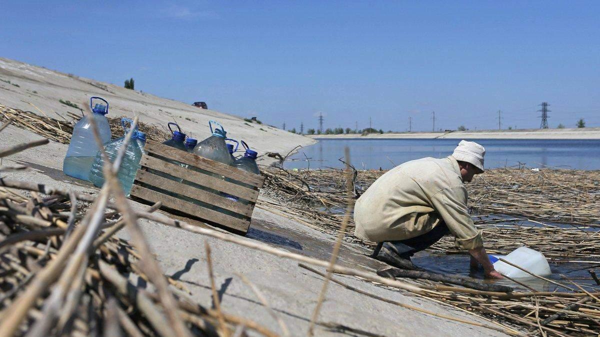 У Криму втричі зменшились запаси води за 2020 рік: що відомо