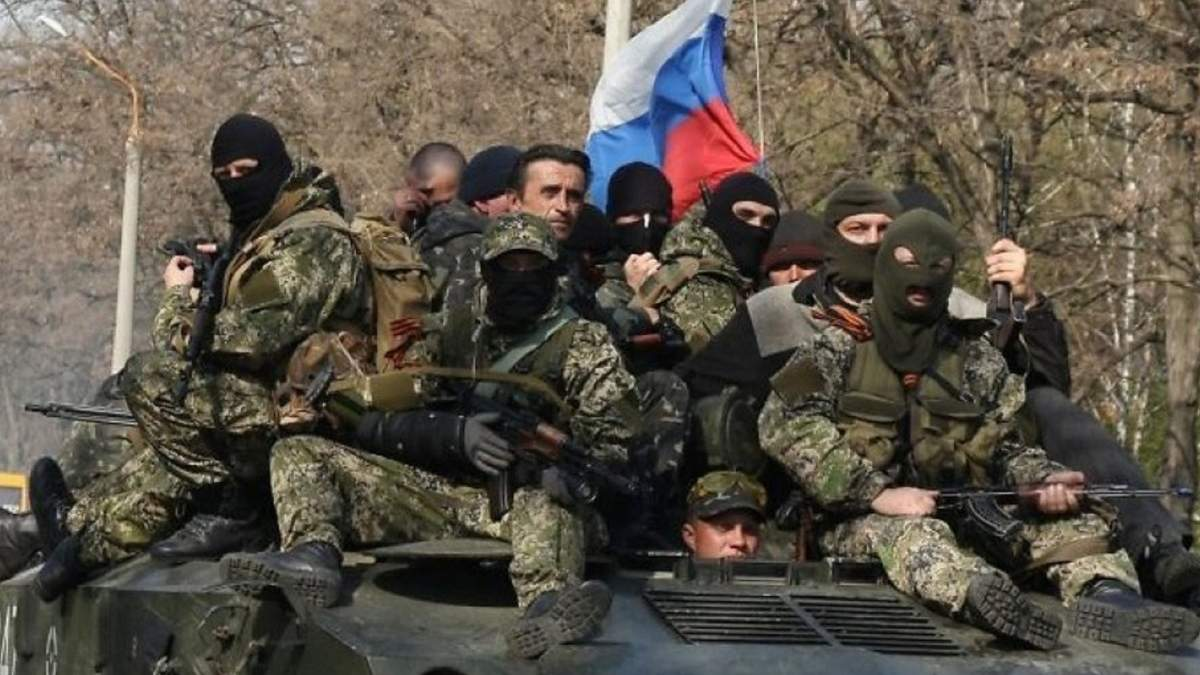 Латвиец воевал на стороне боевиков на Донбассе: детали