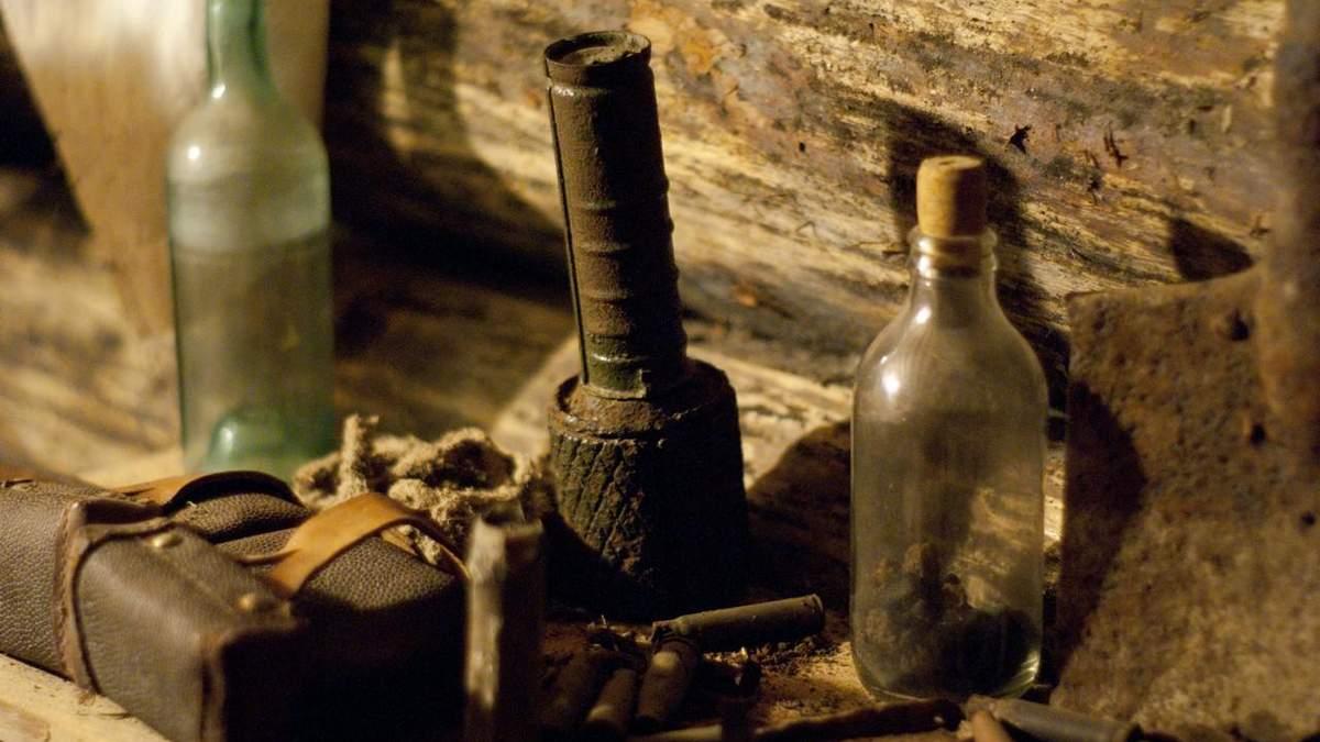 Подземная машина времени: на Ровненщине восстанавливают тайник УПА – фото, видео