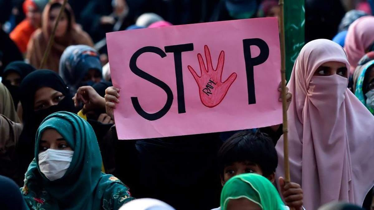 У Пакистані заборонили перевіряти цноту тестом двох пальців
