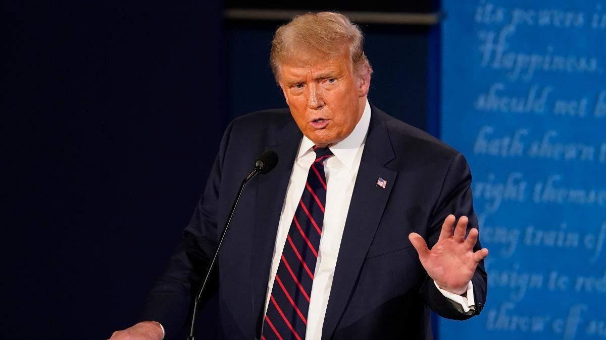 Трамп погодився мирно передати владу Байдену