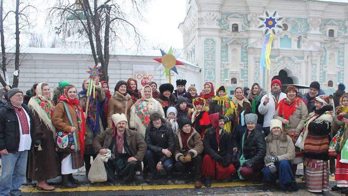 Где в Киеве можно увидеть рождественскую коляду: интересные события