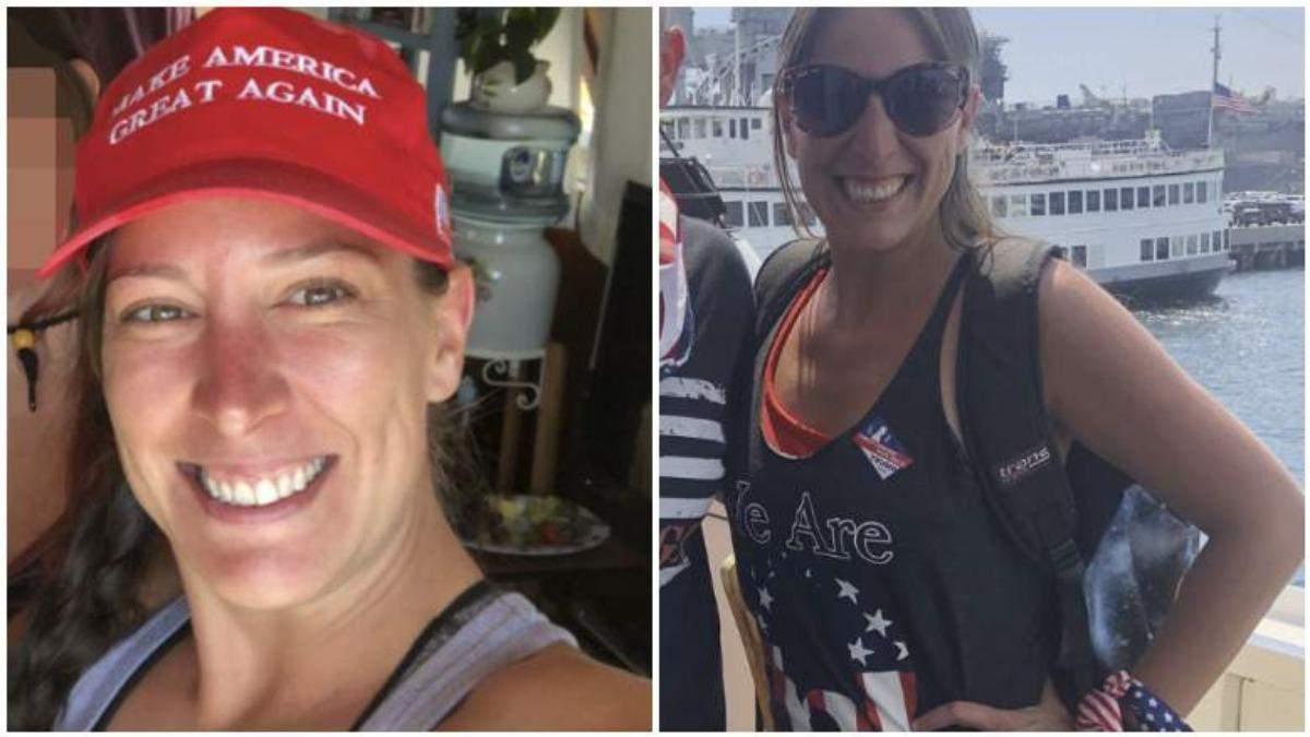 Ешлі Беббіт: що відомо про застреленої в Вашингтоні