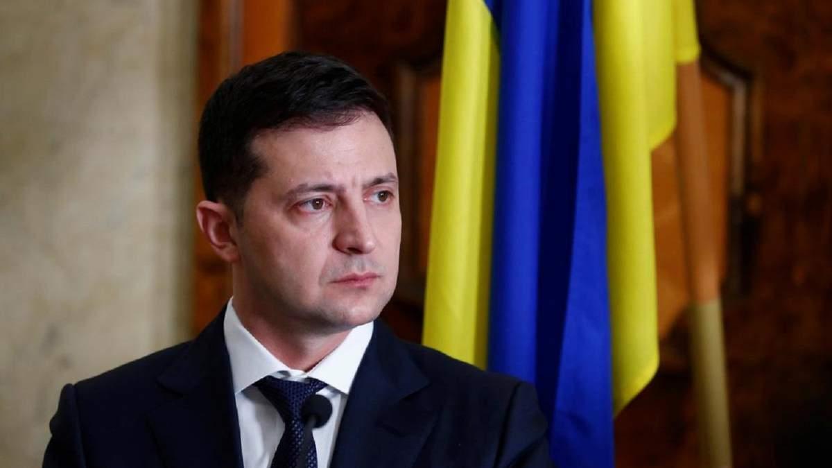 Владимир Зеленский отреагировал на столкновения в Вашингтоне