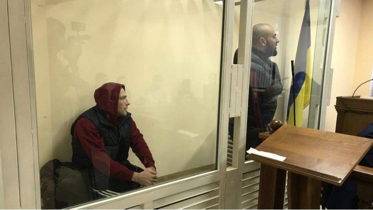 нападники на активіста віталія устименка