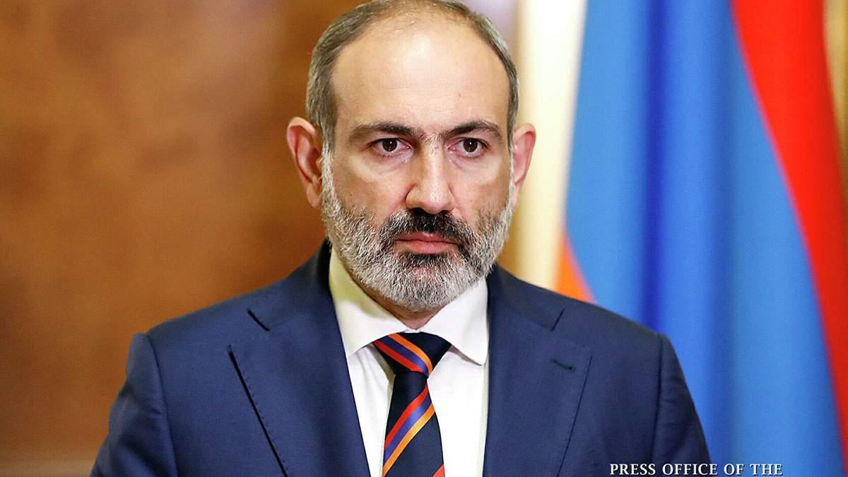 Пашинян назвал приоритет Армении в конфликте в Карабахе