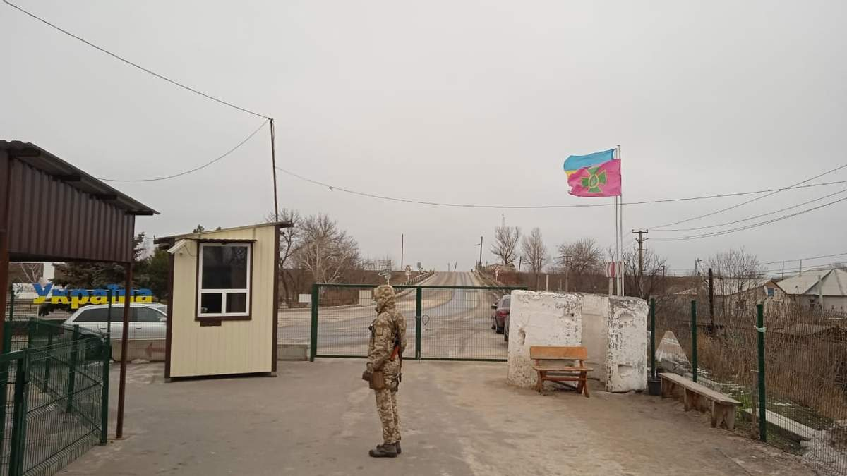 Как во время локдауну будут работать КПВВ на Донбассе