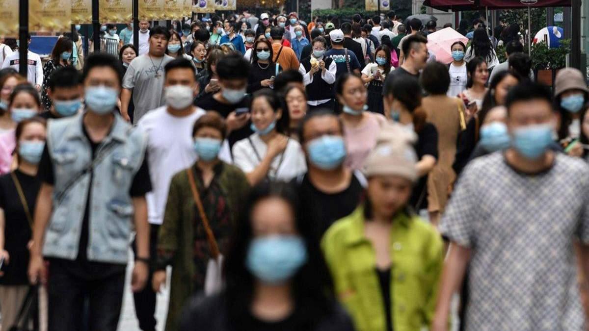 В Китае из-за COVID-19 заблокировали город-миллионник